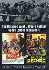 In A Colt's Shadow & Savage Gringo DVD Wild East Productions Mario Bava westerns