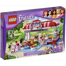 LEGO Friends City Park Cafe 3061 - Brand New Sealed Retired Rare