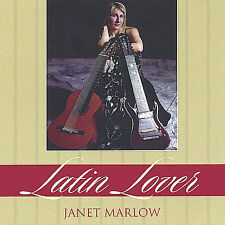 Latin Lover by Janet Marlow (CD, Nov-2003, Janet Marlow Music) (cd4104)