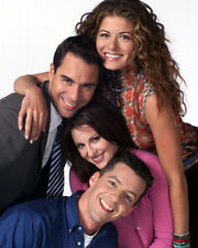 Will and Grace [Cast] (1873) 8x10 Photo