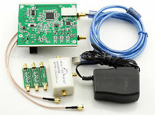 USB 0.1MHz-550MHz NWT500 Sweep analyzer+ attenuator+ SWR bridge+ SMA Cable