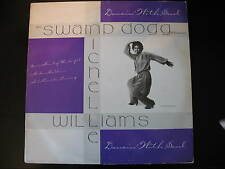JERRY SWAMP DOGG WILLIAMS JR-DANCING WITH SOUL. ORIG VINYL LP. FUNKY SOUL.V RARE
