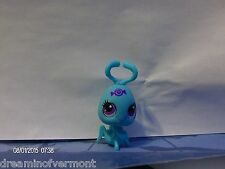 Littlest Pet Shop -Blue Grasshopper ~ Candy Swirl Blind Bag Set #3319