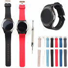 Sport Silicone Watch Band Strap for Samsung Galaxy Gear S2 Classic SM-R732 +Tool