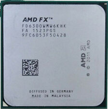 CPU AMD FX-6300 Socket AM3+ 3.5GHz Processor  95W TDP C0 Processor FD6300WMW6KHK