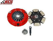 ACS Stage 3 Clutch Set for 2004-06 Mitsubishi Lancer Outlander 2.4L Ls Ralliart
