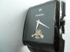 FOSSIL TWIST MAN'S DRESS WATCH.AUTOMATIC USED WATCH & WATER RESISTANT.ME-1017