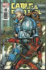 "CABLE & DEADPOOL #4 MARVEL 08/04 FACADE VIRUS ""IF LOOKS COULD KILL"" Part 4 NM"