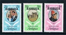 Barbuda 1981 Royal Wedding sg572 / 4 MNH