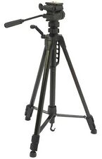 CAMLINK TPPRE23 1.58M 1.6KG TRIPOD WITH 3 WAY PAN/TILT HEAD & ZIP UP CARRY CASE