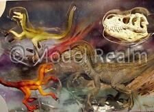 Schleich Velociraptor on the hunt 42259 Playset Dinosaur Figures