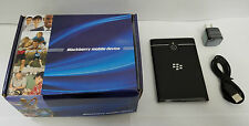 BlackBerry Passport - 32GB - Black Factory Unlocked SQW100-1 Smartphone Rerfurb