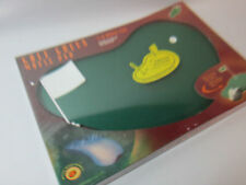 Golf Green 3D Flag & Cup Mouse Putter Pad 4 Mini Golf Balls Game Mouse Pad