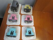 Lot of 6 x Genuine HP 02XL Black & Color Ink 3210 3310 8230 8238 8250 C5180
