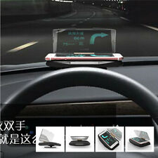 Car Navigation Bracket HUD Head Up Display Mount Stand Phone Holder Adsorption