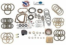 A604 Transmission Master Overhaul Rebuild Kit 90-Up Stage 6 40TE,41TE,F4AC1