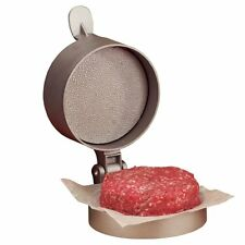 Weston Non-Stick Single Hamburger Press, New, Free Shipping