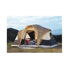 Camping Tent 6 Person Family 10x12 Equipment Hiking Hunting Trip Sleeping Bags