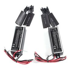 2pcs 12V 4-outputs CCFL Spare Inverter Ballast Angel Eyes Halo Rings Kit Female