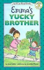 I Can Read Book 3 Ser.: Emma's Yucky Brother by Jean Little (2002, Paperback)