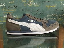 $65 PUMA Cabana Racer Suede Men's Sneakers Size 7.5US/40EUR