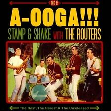 A-Ooga!!! Stamp & Shake with the Routers * by Routers (CD, Jul-2012, Ace...
