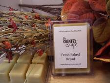 Fresh Baked Bread Soy Wax Clamshell Melt Tart- 2wks of Fragrance