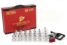 30p Chinese Cupping Vacuum Massage Set Medical Therapy Diet Health Acupuncture I