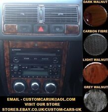 VW Golf MK4 & Bora 1997-2004 - Volkswagen - Walnut Wood Or Carbon Fibre Dash Kit