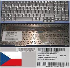 Clavier Qwertzy Tchèque/Czech ACER Aspire 9920G ZR6 KB.INT00.132 9J.N8782.U0C