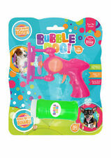 Bubble Dog Bubble Blaster with Peanut Butter Bubbles