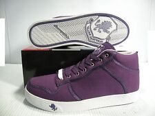 VLADO SPECTRO MID SNEAKERS MEN SHOES PURPLE 1G-1060-8 SIZE 12 NEW