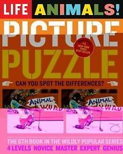 Life - Picture Puzzle Animals (2008) - Used - Trade Paper (Paperback)