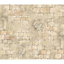 Vintage Wallpaper Brick Pattern Self Adhesive Contact Paper Home Decor Ideas