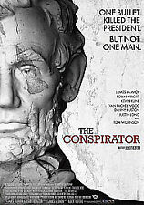 THE CONSPIRATOR - James McAvoy - DVD