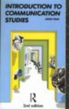 The John Fiske Collection: Introduction to Communication Studies (Studies in Cul