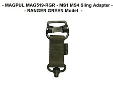 Magpul MAG519-RGR MS1 to MS4 Quick Release Sling Adapter RANGER GREEN FREE SHIP