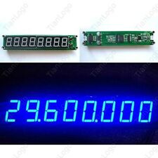 0.1-60MHz 20MHz ~2.4GHz led RF Singal Frequency Counter Cymometer Tester Meter B