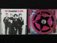 The Clash. The Essential Clash. 2-Compact Disc Set. 2003. Australian Made.