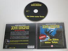 GEISTERJÄGER JOHN SINCLAIR/83/EIN LEBEN UNTER TOTEN(LÜBBE HÖRSPIELE) CD