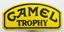 CAMEL TROPHY - Sponsor Embroidered Iron-On Patch - MIX 'N' MATCH - #1J16