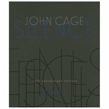 Silence : Lectures and Writings, 50th Anniversary Edition by John Cage (2013,...