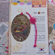 Bookmark Metal Korean Style Beauty Duck  Freeshipping