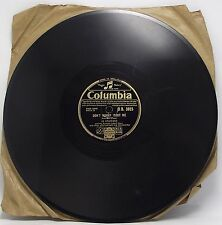"JO STAFFORD : DON'T WORRY BOUT ME 78 rpm 10"" Record"