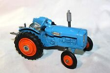 Corgi 55 Fordson Major Tractor, Superb Condition, Rarer Plastic Wheels