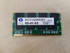 1GB PC2700 DDR-333 MHz Laptop RAM SODIMM integrale