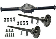 "54"" wide Ford 9 Inch Hump Back Rear End Housing Kit with 31 spline axles & hdwe"