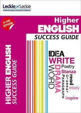 CfE Higher (New Format) English Success Guide by Leckie & Leckie RRP £11.99