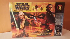 Star Wars - New 2000 The Queen's  Gambit Board  Game