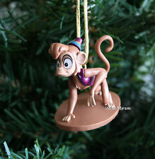 2015 Disney Aladdin Movie ABU Monkey Street Rat Friend Christmas Ornament PVC